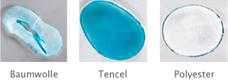 Baumwolle - Tencel - Polyester